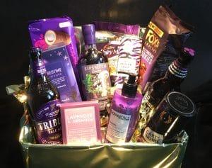 Purple Luxury Prize Hamper