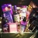 Purple Hamper Raffle Raises £270 for Stroke Association